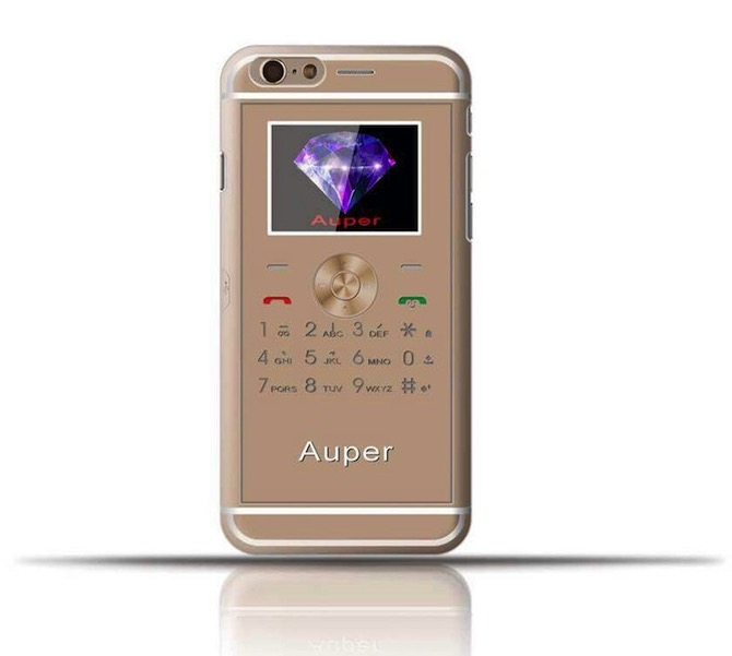Sertec Auper iPhone Mobile case