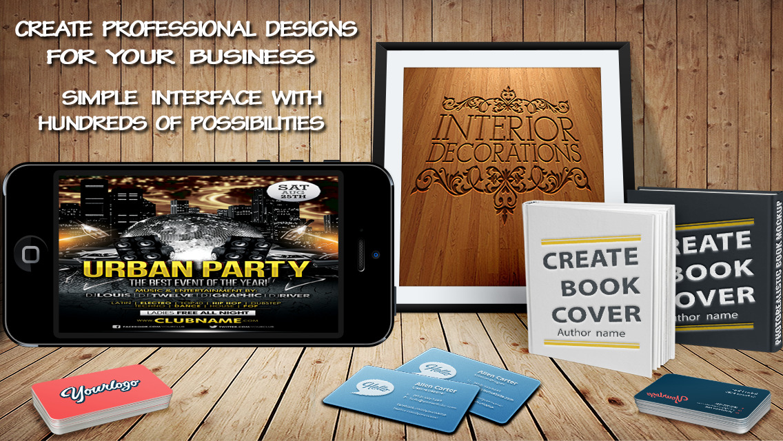 Design & Flyer Creator