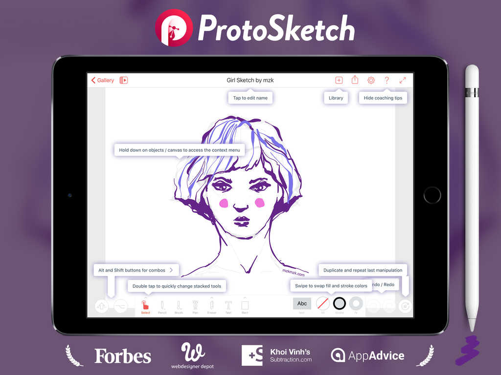 ProtoSketch
