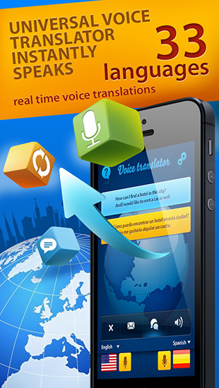 Speech Translator