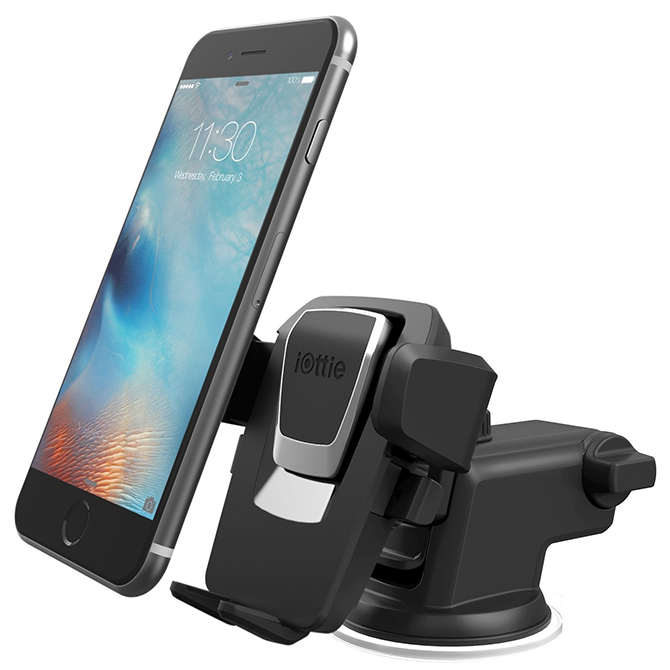 4 iOttie Easy One Touch 3 (V2.0) universal car mount phone holder