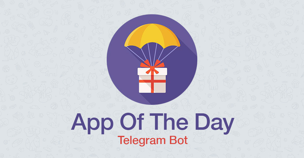 App-Of-The-Day-bot-hero