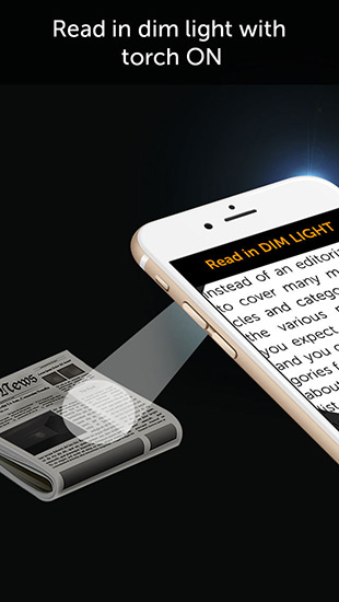 Magnifier Flash