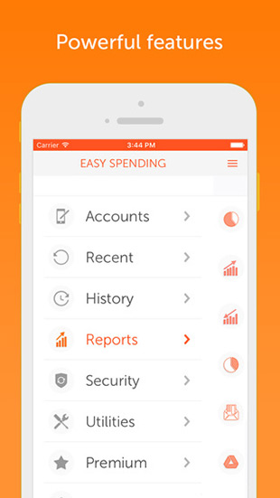 Easy Spending Expense Tracker