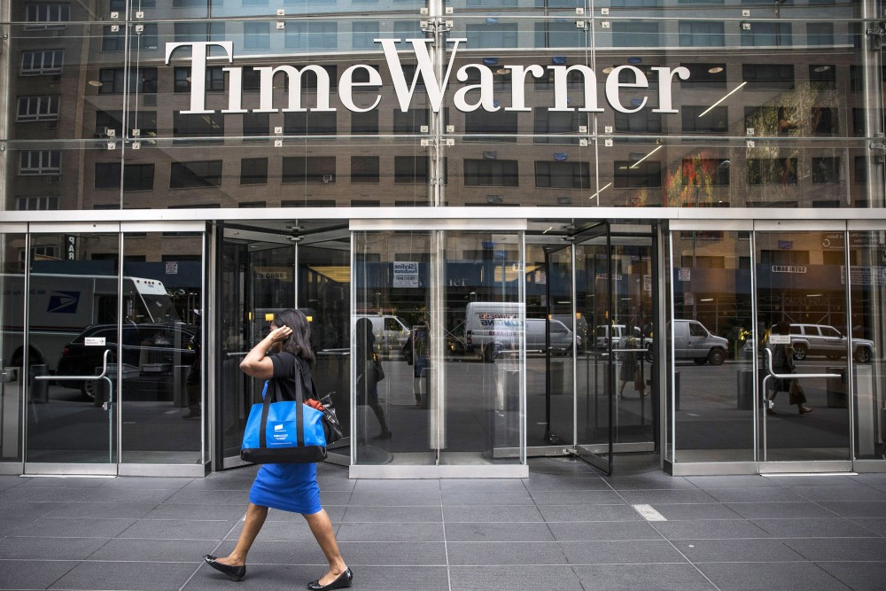 Time Warner Reports Strong Quarterly Earnings Due To Its Film And TV Units