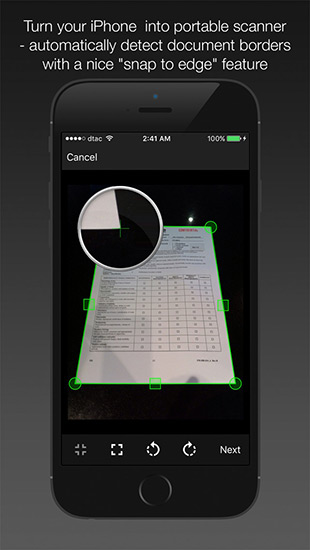 ClearScanner Pro