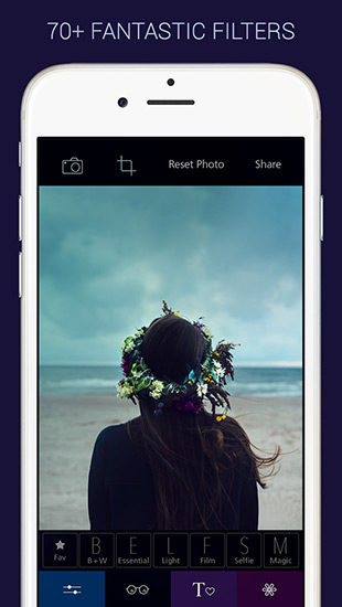 File New - The Ultimate Photo Editor