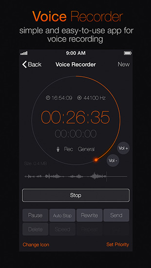 Voice Recorder PRО