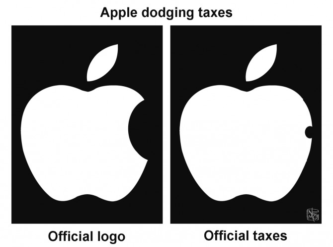 APPLE-tax-dodging